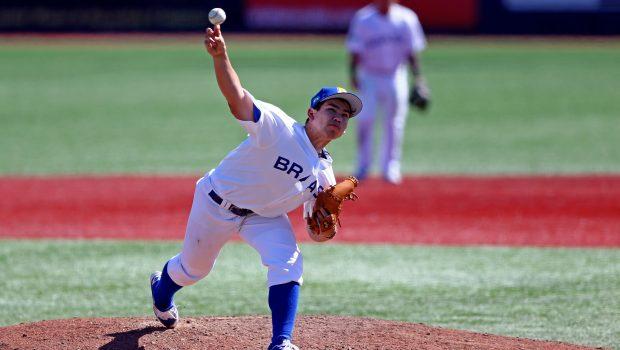 将来はメジャーリーグで投げたい。15歳の少年の夢は広がるばかりだ。【Getty Images】